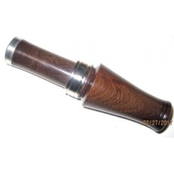 Ebony Short Reed Goose Call